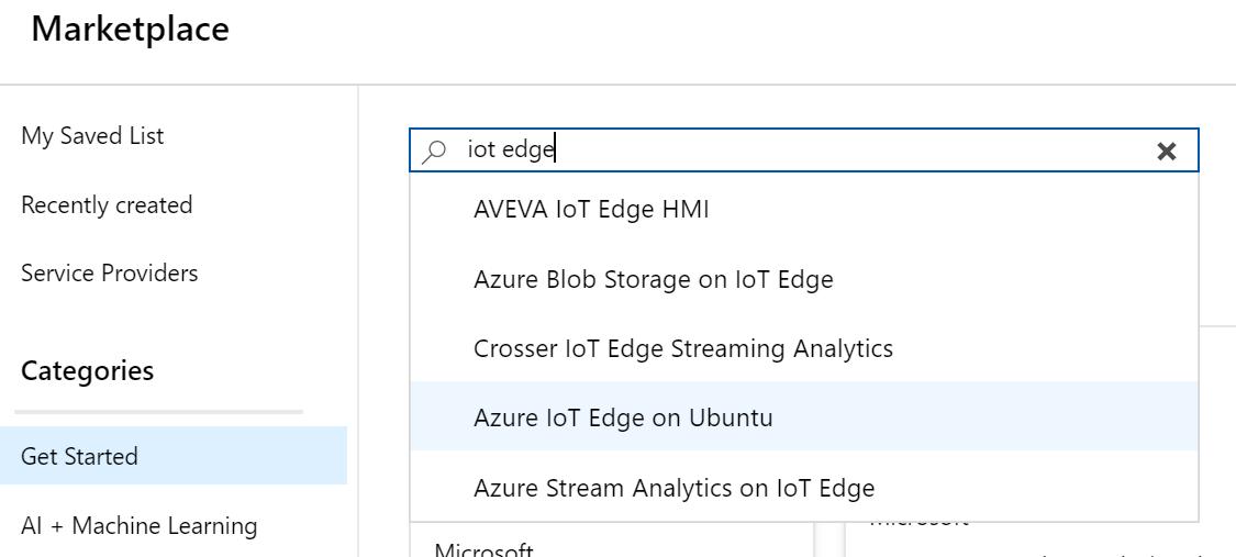Azure IoT Edge on Ubuntu VM